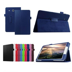 cgjxsFor Samsung Galaxy Tab E 9 caso protettivo di cuoio Sm -T561 Pu Tablet pad pc lanci la copertura Shell di caso .6 T560 T561