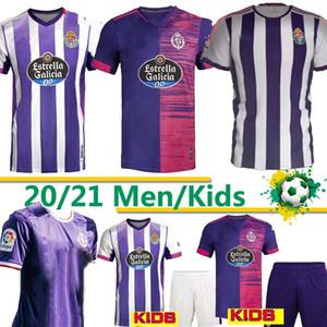 20 21 Jersey de football VALLADOLID 19 20 Ben Arfa Away Real Valladolid Jaime Mata Michel Borja Luismi Jaime Football Shirts à la maison
