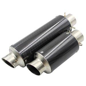 Modified LEOVINCE CBR CB400 CB600 CBR600 CBR1000 CBR250 Motorcycle Exhaust Pipe Muffler For CBR125 ER6N ER6R YZF600 Z750