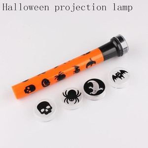 Halloween Projection lamps Cute Party Lamp Haunted House Terrorist Lamp Other Party Supplies Wholesale Lamp WY815Q
