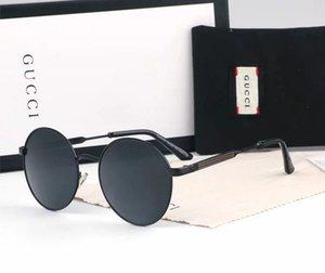الإطار المعدني رجل DesignerSunglasses فاخر نظارات DesignerGlass لرجل Adumbral نظارات UV400 العلامة التجارية الألوان ذات جودة عالية مع صندوق fdhfh