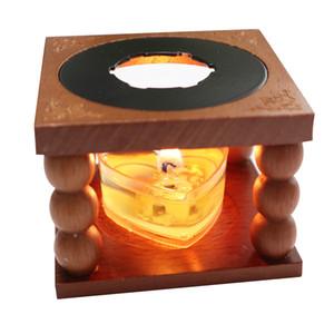 La fonte Poêle cire Seal Kit Retro Tool Set Art Stamp cadeau Accueil four cuillère