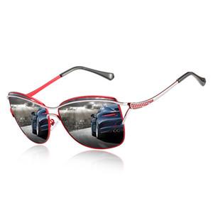 Le concepteur de lunettes de soleil femmes de haute qualité polarisée lunettes de conduite des femmes de la mode Protection UV design de luxe lunettes de soleil 039