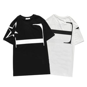 Mens T Shirt New Arrival Designers Men T Shirts Womens Crew Neck Short Sleeve Brand Tshirts Summer Fashion Letter Print Top Tees AN 200924V