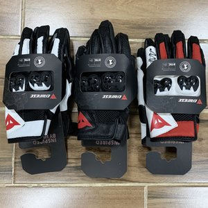 Новый мотоцикл перчатка сенсорного экрана спортивных перчатки мотоцикл езда оборудование против падения воловьих дышащей сетки летних перчаток