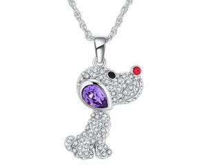 Ms Betti 2019 new lovely Pendant Necklace with crystal from Swarovski best Christmas gifts for girls women22