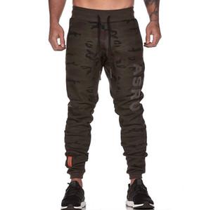 Erkek pantolon Casual Uzun Spor jogger Pantolon Gevşek Nefes Baskı AV Erkek Yetiştirme Çapraz Pantolon Boyut M-3XL ASRV