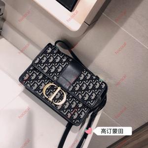 Dior Zincir çanta en kaliteli 1.1 sayaç yeni cüzdan siyah pembe moda lüks erkek ve kadın tasarımcı küçük çanta çanta yukarı