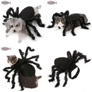IHWop Rushed Hundekostüme Pullover Sweatshirts Mäntel Hallowmas, Hund Katze Outer Licht Neueste Pet Fashion Bekleidung Led Terror Colorfu