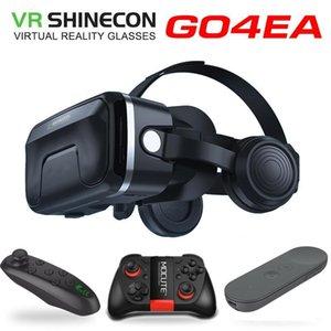 2019 originale Vr Shinecon 7 .0 Casque Version Réalité Virtuelle Lunettes 3D Lunettes Vr Casque Casques Game Box Game Box T190628