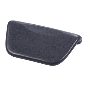 Cushion Bath Pillow Bathroom Head Rest Anti Slip Soft Neck Support Ergonomic Accessories Suction Cup Home PU Leather Bathtub Spa