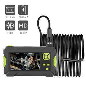 HD1080P 4.3 Inch 8MM Display Screen Industrial Borescope Camera Car Monitor Endoscope for Cars Endoscopio