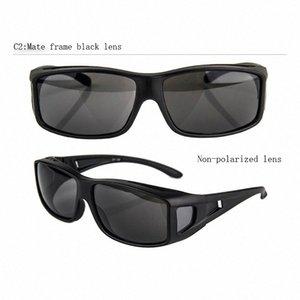 Großhandel Polaroid Google Windschutz Plus-Mode Flexible Sport-Sonnenbrille-Männer polarisierte Linse Fahren Sonnenbrillen Oculos Optical FJW1 #