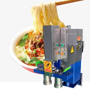 alta calidad de la máquina de fideos Comercial acero inoxidable máquina de pasta de fideos eléctrica grande que hace la máquina auto cocinado pequeña Food Machinery