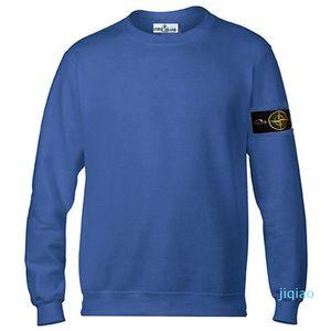 Moda-2020 pedra Outono nova chegada dos homens hoodies casaco de lã a camisola casuais mens sportswear algodão casaco com capuz ISLAND mais
