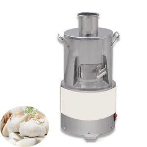 Jamielin elétrica comercial Whole Garlic Peeler totalmente automático Peeling Alho Peeler Aço Inoxidável Máquina