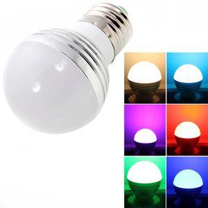 E27 kısılabilir SMD RGB 2020 sıcak satış Tuya Alexa 3W wifi hammadde lamba ev led akıllı ampul ışıkları
