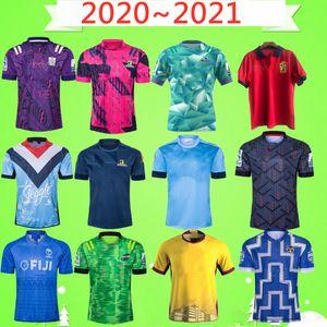 2020 2021 Superrugby Leagu Hurricane Maru Lion Blues Highlanders All Black Leinster Chef Krieger Hahn Crusader Maori Fidschi Horton Jersey