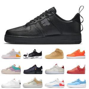 Sapatos novos chegada casuais para mulheres homens Utility Preto Tropical torção Spruce Aura Pistachio Geada das sapatilhas dos homens por atacado formadores sapatos