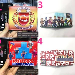 ROBLOX NEZ ROUGE JOUR jeu réseau social périphérique court Porte-Monnaie Portefeuille Portefeuille Portefeuille