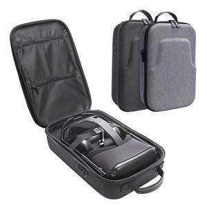 VR / AR Óculos VR / AR Óculos Acessórios 2019 New Hot EVA viagem dura Proteja Caixa de armazenamento saco de transporte para cobrir caso Oculus busca Virtual