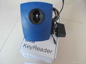 la llave del coche teclas escáner de código de programación de automóviles herramientas de la llave del coche programador transpondedor herramienta para el lector dominante de BMW escáner libre de DHL EGDC #