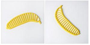 Fruit Salad Fruit Splitter Creative Banana Cutter Banana Cutter Banana Slicer