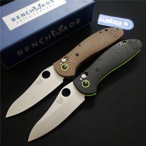 550 BM550 Sale!  537 Knife RUKUS AXIS Outdoor Camping EDC BM43  781 Fiber+G10 Handle  15080 551 940 Hot BENCHMADE Knife BM42 BM49 BM46 Rfiu