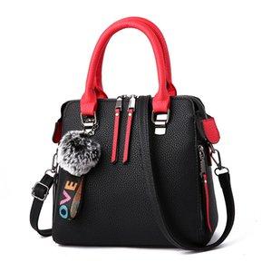 Crossbody Hand Bag Tote Fur Fashion Large Women Women Bags For Leather Capacity Ladies Bags Shoulder Handbag Pu Tbpia