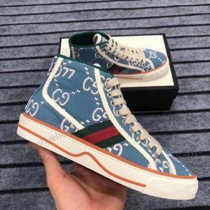 Gucci shoes marchio di alta top sport scarpe casual Parigi uomini e le donne bianco casuali di skateboard sneakers moda