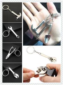 Car Motorcycle Styling Pendant Tool Model Keychain Chain Wrench Mini for YAMAHA MT-03 MT-25 FAZER600 FZ6S FZ6N FZ6R YBR 125