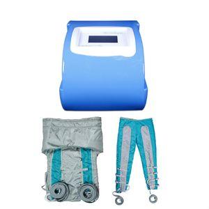4 Em 1 Pressão Luz Infravermelha Air Pressure Olhos Massagem Pressoterapia Air emagrecimento Slimming Detoxin Drenagem Linfática Suit Spa