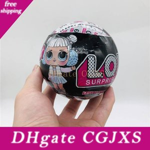 10cm Series 3 Glitter Limited Edition Doll New Dolls Girls Egg Toys Detachable Kid Toy Dhl Free