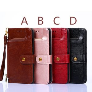Wallet Zipper Bags Phone Case for Huawei p20 p10 p9 ProCan be customized - Plus lite Wallet Leather MobiLe Phone Holster Case