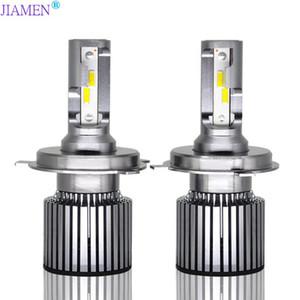 JIAMEN 2pcs H4 H7 LED H1 H3 H8 H9 H11 3 9005 4 9006 LED Bulbs Mini Car Headlight Lamp 6400LM 60W Auto Headlamp 12V 24V