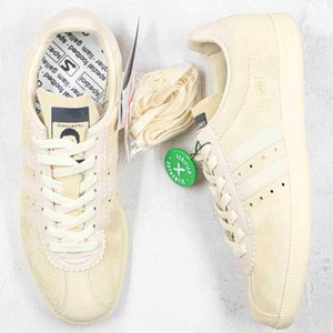 Skateboard Shoes Beige White Portrait Bubble Eye Band Co-Branded Oasis Band Lead Singer Casual Sneakers Size 36-45