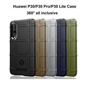 حماية الهاتف المحمول قذيفة درع للآيفون 11pro الهاتف ماكس قذيفة مضادة للسقوط قذيفة سيليكون لينة TPU لفون 7 الغلاف MAX 8 زائد XR XS حقيبة