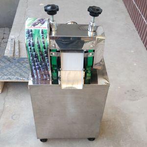 Toptan fiyat paslanmaz çelik elektrikli şeker kamışı çıkarıcı / Şeker Kamışı Suyu Sıkacağı / Şeker kamışı Sıkacağı makinesi