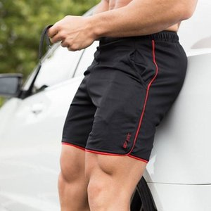 2020 Running Shorts Men Sports Jogging Fitness Shorts Training Quick Dry Mens Gym Men Sport Gym Short Pants