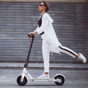 No Tax !Upgrade Free Tax Door To Door Mini Folding Electric Scooter 8.5inch strong power Bicycle Scooter 7.8Ah 250W With App Commute