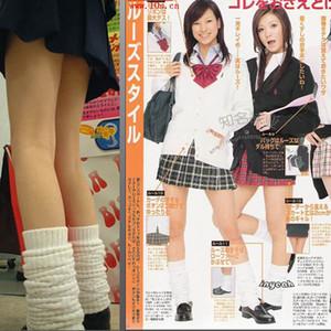 Носки Hosiery Япония девочки сексуальные белые свободные или косплейные лолита лолита реактор