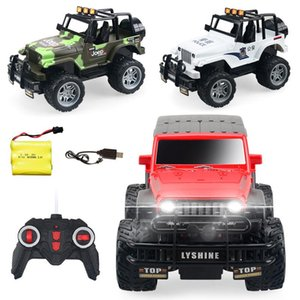 1:18 RC Off Super Toy Control Car SUV Vehicle Radio Jeep Kid Road Remote Electric Boy Car Road Vehicle Cinpi