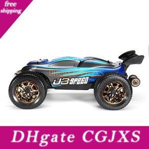 Rc coche de carreras Jlb 1/10 J3 rápida velocidad de orugas 120a 4WD 2 .4ghz regalos de control de radio de coche Rtr con el control del transmisor Modelo Juguetes