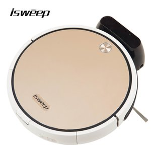 Isweep X3 Robot Vacuum Cleaner APP Control 1800 PA Wet and Dry Mop Home Sweeper Auto Recharge