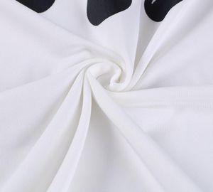 Autumn O-neck Long Sleeve Patchwork Tees Women Fashion Loose Clothes Womens Christmas Cartoon Autumn Tshirts00