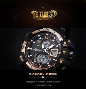 2019 G Estilo Moda Digital-Watch Mens Sports Army Relógios Militar Relógio de pulso de choque Resista relógio Quartz Relógio LY191213