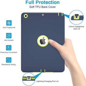 Cgjxs для Ipad 10 0,2-дюймовых 2019 Tablet Case Бесплатной доставки Защитника Робот Пятна Товаров Tablet Cover Планшетники аксессуары