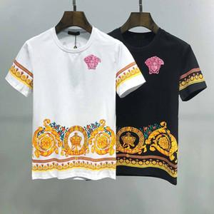 style européen et américain haut de gamme d'impression T-shirt nouveau Cott ape bain à manches courts-qualité de haute qualité pour hommes de la mode des stars hommes