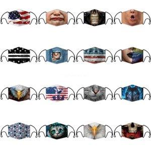 Wholesalemask Gesicht Mund MasksDustproof Earloops Soft Skin Masken Anti Pollution Quick Ship # 771