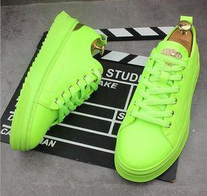 new arrival men's flat board shoes designer sneakers casual loafers Hip-hop Web celebrity shoes zapatillas hombre